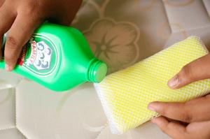 så rengör du din bäddmadrass